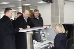 A new check-in system at the main Kamchatka airport