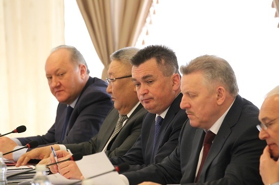 Far East Governors meet in Kamchatka